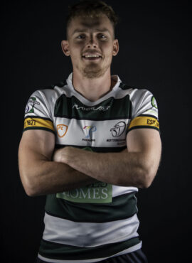 Nottingham Rugby 2021/2022 Player Profile Photoshoot at the Lady Bay Sports Ground, Nottingham on 26 08 2021